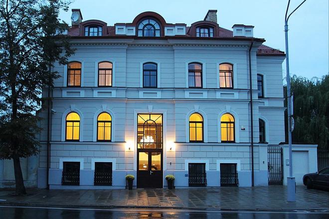 Art Hotel Moon Garden - Vilnius - Toà nhà