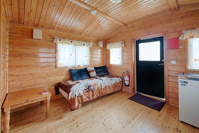 Hellisholar Cottages - Hvolsvöllur - Living room