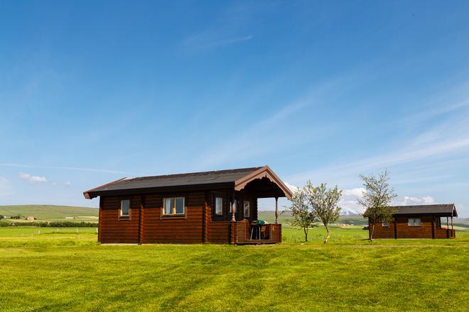 Hellisholar Cottages - Hvolsvöllur - Building