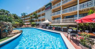Ocean Beach Club Hotel - פורט לודרדייל - בריכה