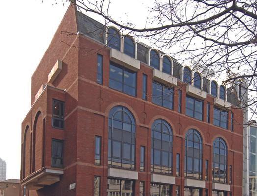 easyHotel Old Street Barbican - Lontoo - Rakennus