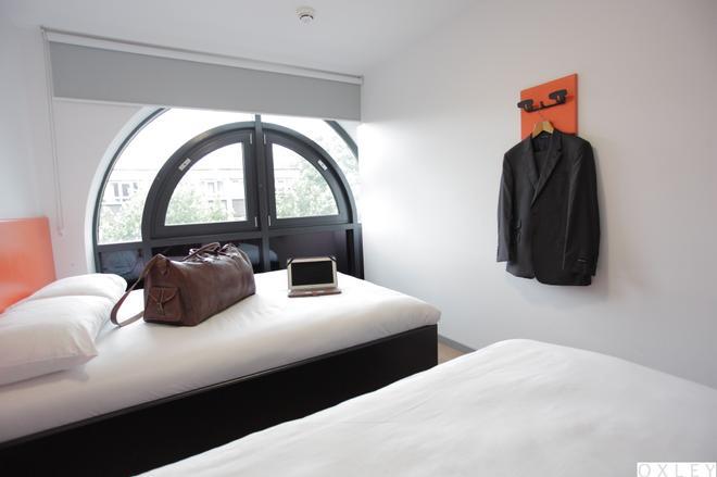 easyHotel Old Street Barbican - Lontoo - Makuuhuone