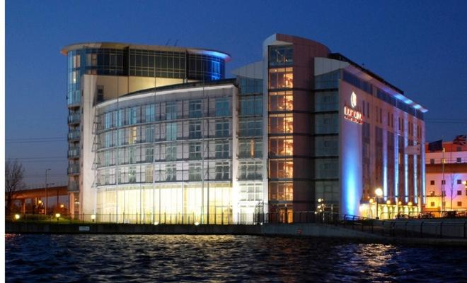 DoubleTree by Hilton London Excel - Londra - Edificio