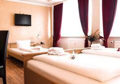 阿迦酒店 - 柏林 - 柏林 - 臥室