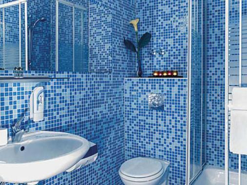 阿迦酒店 - 柏林 - 柏林 - 浴室