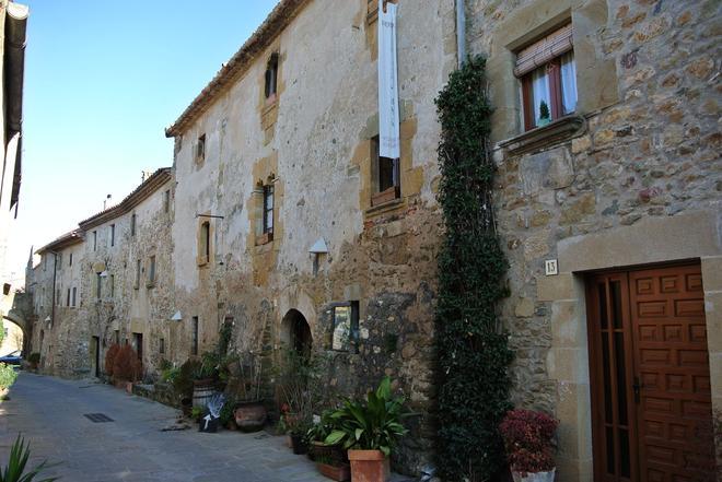 Hotel la Pepa Maca - Girona - Building