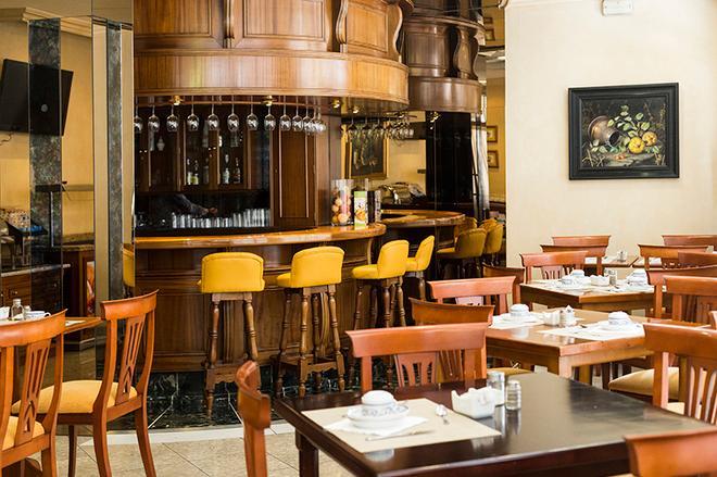 道羅酒店 - 格拉納達 - 格拉納達 - 酒吧