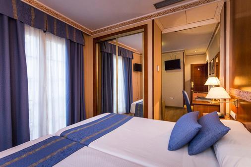 道羅酒店 - 格拉納達 - 格拉納達 - 臥室
