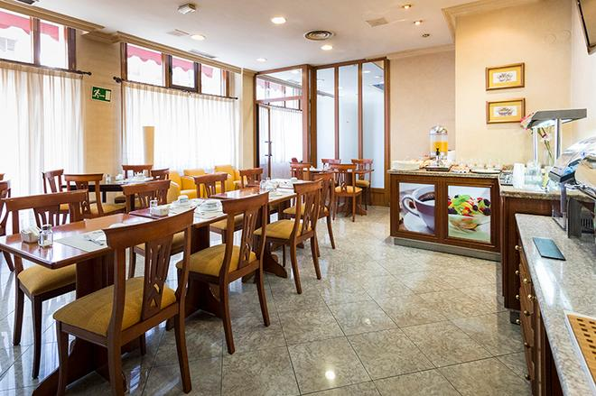 道羅酒店 - 格拉納達 - 格拉納達 - 餐廳