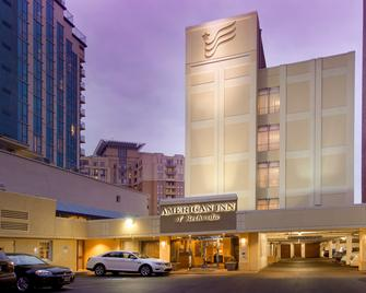 American Inn Of Bethesda - Bethesda - Building