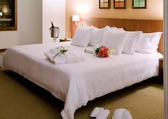 哈比特爾酒店 - 波哥大 - 波哥大 - 臥室