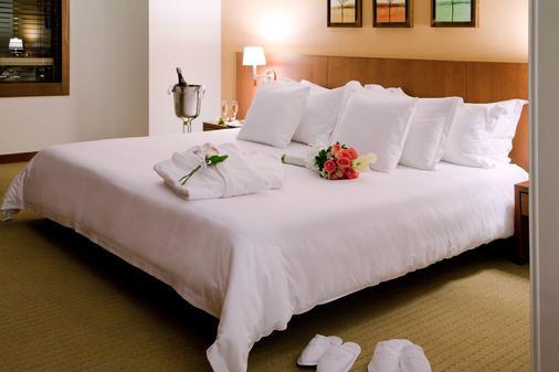 Hotel Habitel y Centro de Convenciones - Bogotá - Makuuhuone