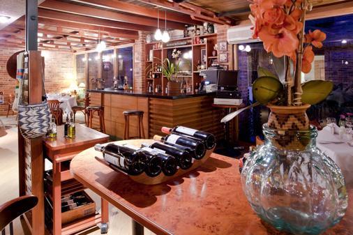 哈比特爾酒店 - 波哥大 - 波哥大 - 酒吧