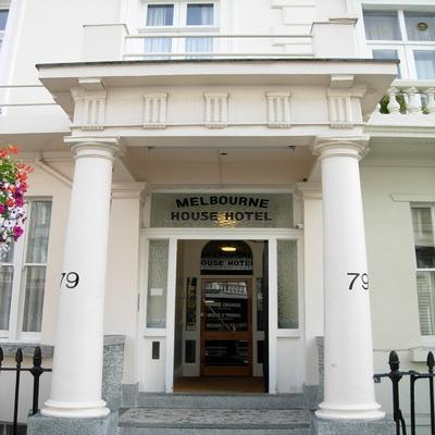 Melbourne House Hotel - London - Building