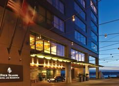 Four Seasons Hotel Seattle - Seattle - Edificio