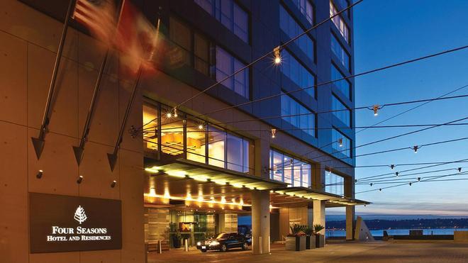 西雅圖四季酒店 - 西雅圖 - 建築