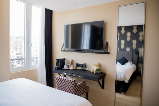 La Valiz - Lille - Phòng ngủ