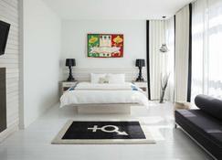 Bungalow Hotel - Long Branch - Bedroom