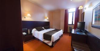 Hotel San Juan de los Reyes - Toledo - Bedroom