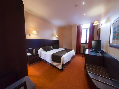 Hotel San Juan de los Reyes - Toledo - Phòng ngủ