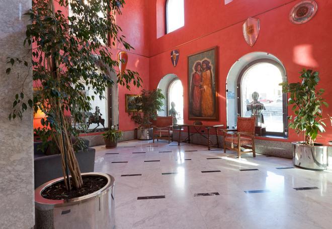 Hotel San Juan de los Reyes - Toledo - Aula