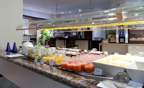 Hotel San Juan de los Reyes - Toledo - Buffet