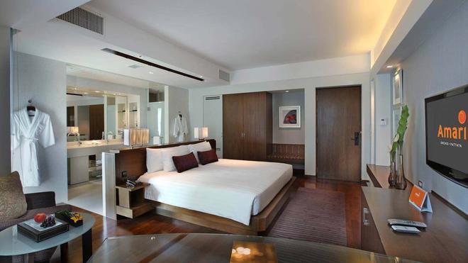 芭堤雅阿瑪瑞海景酒店 - 芭達雅 - 臥室