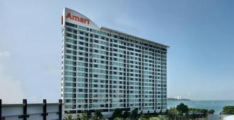 Amari Pattaya - Pattaya Pusat - Bangunan