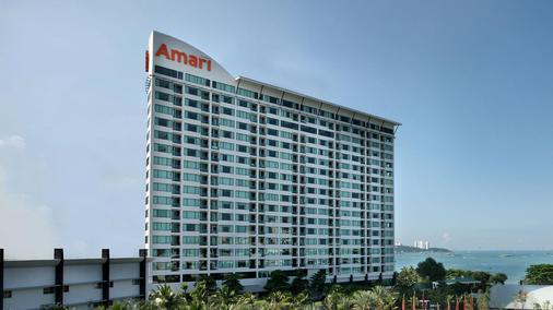Amari Pattaya - Πατάγια - Κτίριο