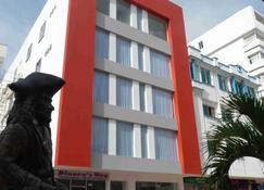 Portobelo Plaza de Las Americas - San Andrés - Edificio