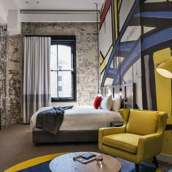 Ovolo 1888 Darling Harbour - Sydney - Phòng ngủ