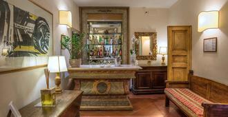 Hotel Machiavelli Palace - Florence - Bar
