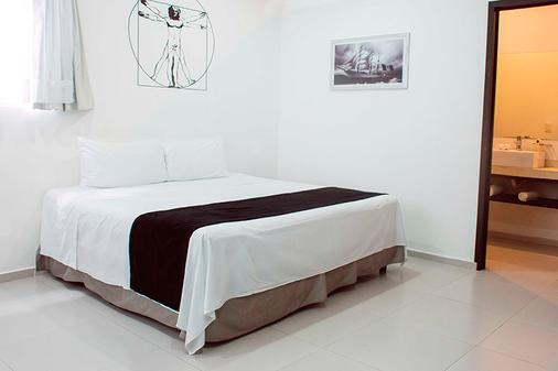 The St. Martin Boutique Hotel - Playa del Carmen - Phòng ngủ