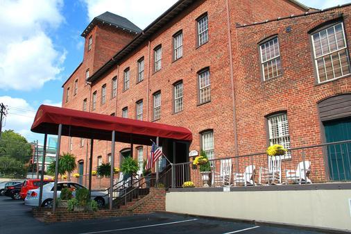 The Historic Brookstown Inn - Winston-Salem - Toà nhà