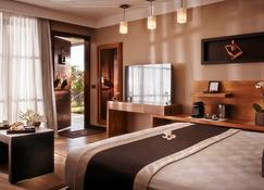 PALM Hotel & Spa - Petite-Île - Sypialnia