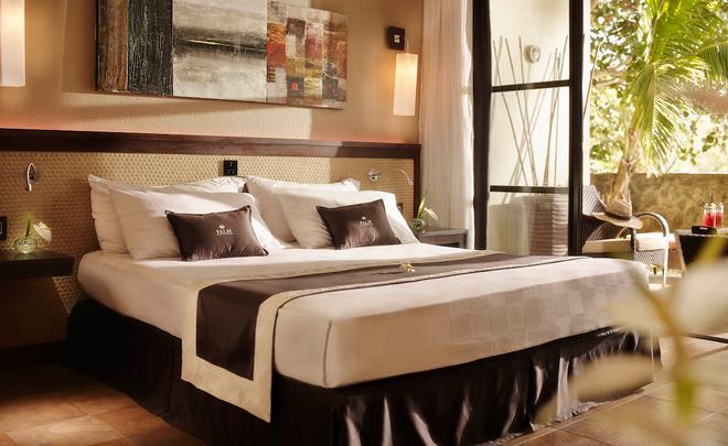 PALM Hotel & Spa - Petite-Île - Bedroom