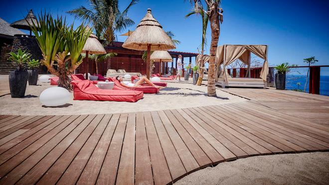PALM Hotel & Spa - Petite-Île - Beach