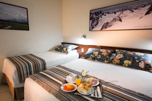 特羅阿瓜伊瓜蘇酒店 - 科士.道力喬 - 福斯的伊瓜蘇 - 臥室
