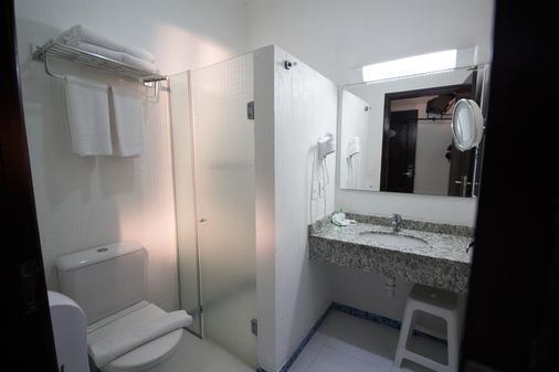 特羅阿瓜伊瓜蘇酒店 - 科士.道力喬 - 福斯的伊瓜蘇 - 浴室