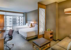 華盛頓 DC 白宮凱悅廣場酒店 - 華盛頓 - 華盛頓 - 臥室