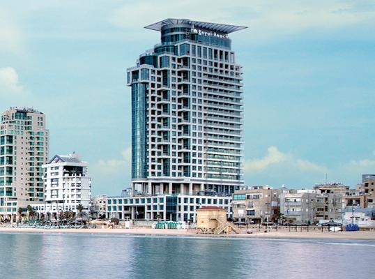 Royal Beach Tel Aviv - Tel Aviv - Building