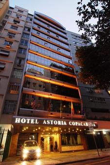 Hotel Astoria Copacabana - Rio de Janeiro - Edifício