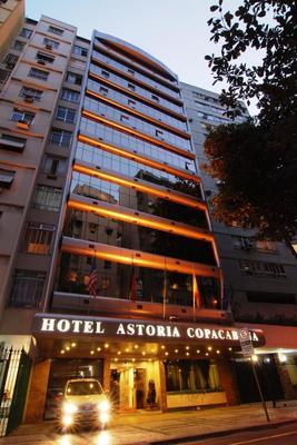 Hotel Astoria Copacabana - Rio de Janeiro - Gebäude