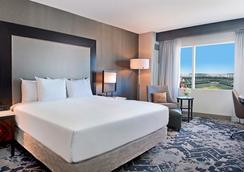 巴爾的摩希爾頓酒店 - 巴爾的摩 - 巴爾的摩 - 臥室