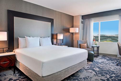 Hilton Baltimore Inner Harbor - Baltimore - Bedroom