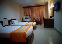 Bodhgaya Regency Hotel - Bodh Gaya - Bedroom