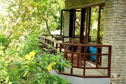 Mum's Garden Resort - Pokhara - Balcón