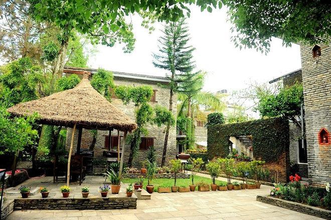 Mum's Garden Resort - Pokhara - Rakennus