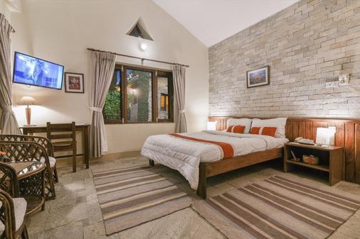 Mum's Garden Resort - Pokhara - Bedroom