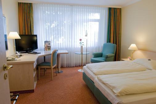Upstalsboom Parkhotel - Emden - Bedroom